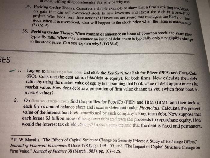 Finance question please help?