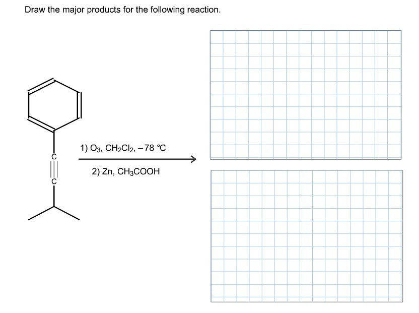 draw the neutral organic starting material