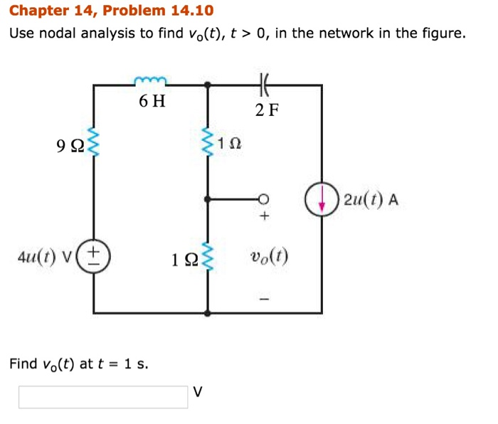 solved  chapter 14  problem 14 25  circuit solution  use m