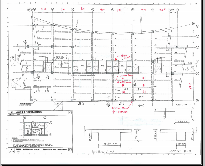 Asked on august 6 2014 want an answer for Typical office floor plan