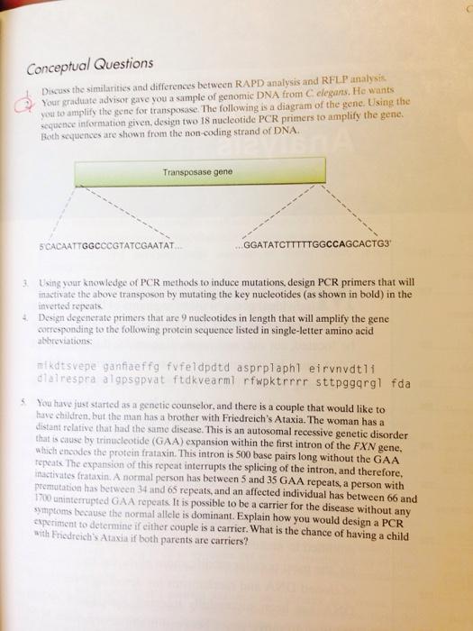 Molecular Bio help, please?