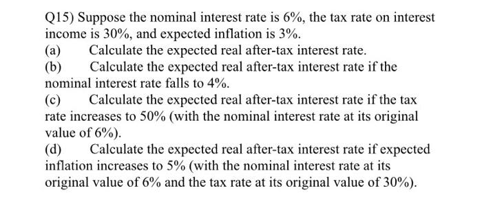 Passive Income Tax Treatment