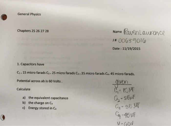 General physics homework help
