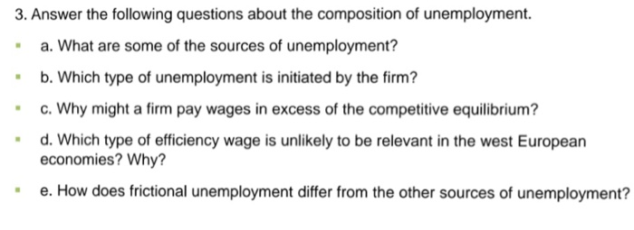 Unemployment Benefits for Claimants