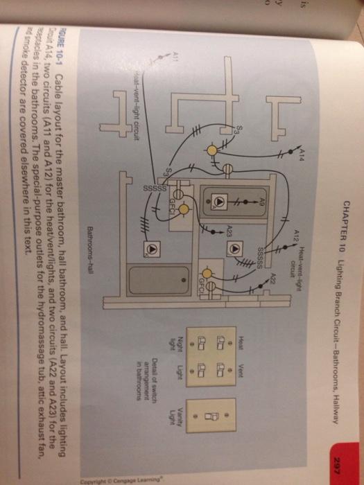 Lighting Circuit Wiring Diagram