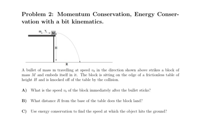 Conservation of Momentum Practical Write Up Essay