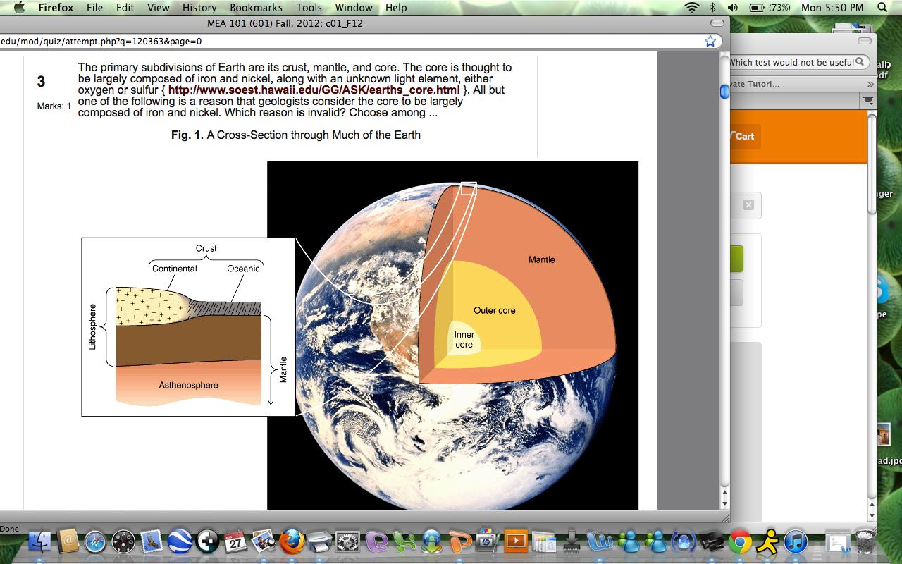 geology help