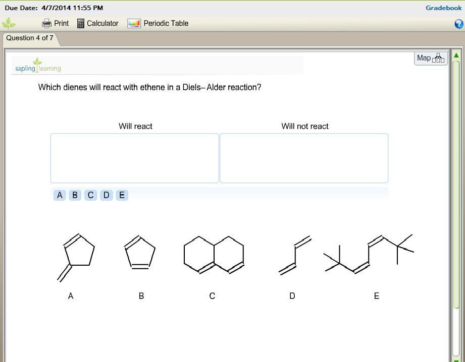 Chemistry help online