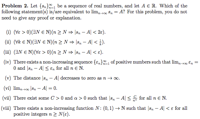Real Numbers Infinity Real Numbers And Let a 3