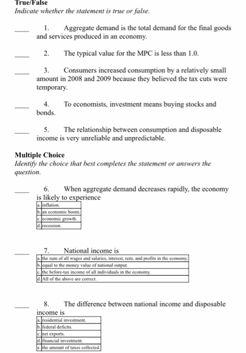 The debate on the question of correlation between taxable income and financial income