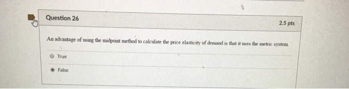 advantages of price elasticity of demand