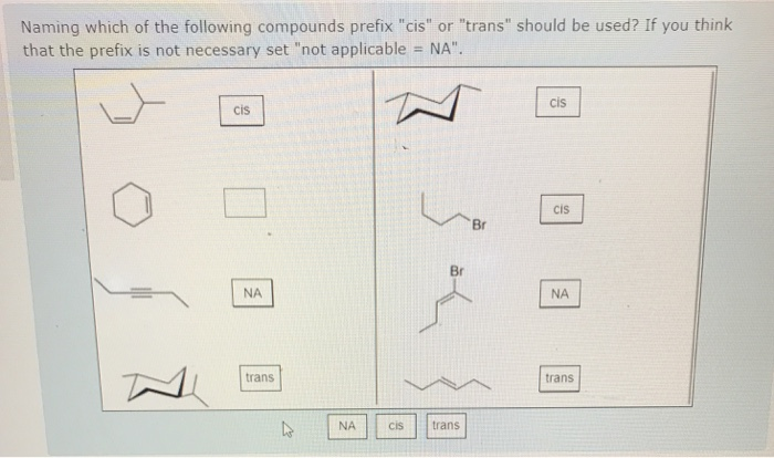 Solved: Naming Which Of The Following Compounds Prefix