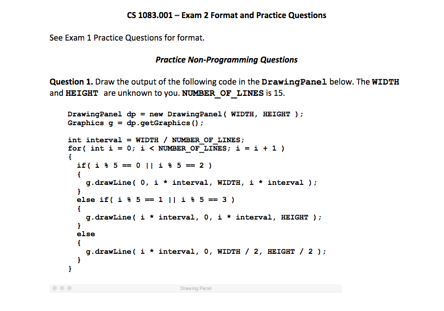 This Is In Java  Can Somebody Explain How To Do Th