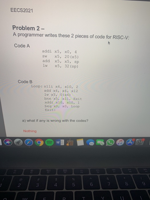 Solved: EECS2021 Problem 2- A Programmer Writes These 2 Pi
