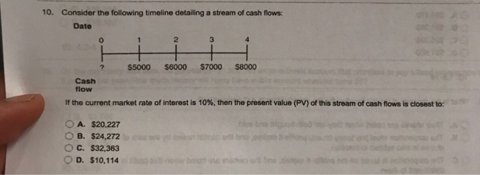 solved exam 1 s2018 cash flow is best described by th