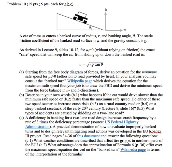 Solved: Problem 10 (15 Pts  5 Pts  Each For A,b c) Rt A Ca