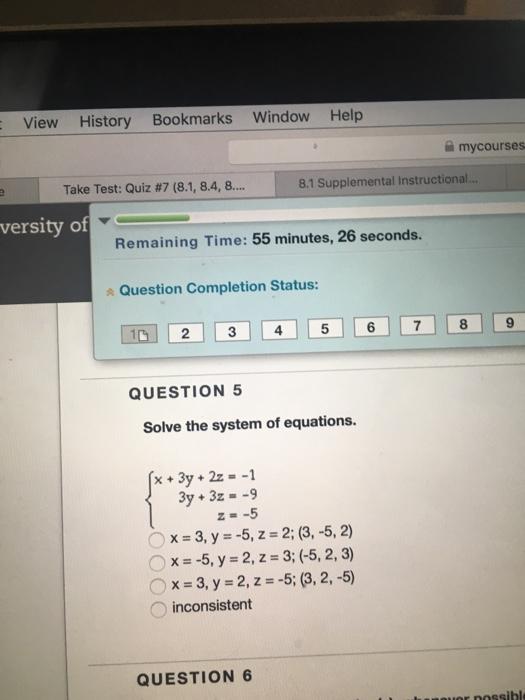 Algebra Archive | December 03, 2017 | Chegg.com