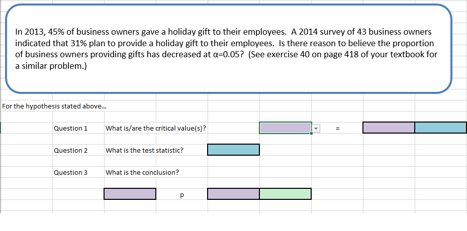 Solved In 2017 45 Of Business Owners Gave A Holiday Gif