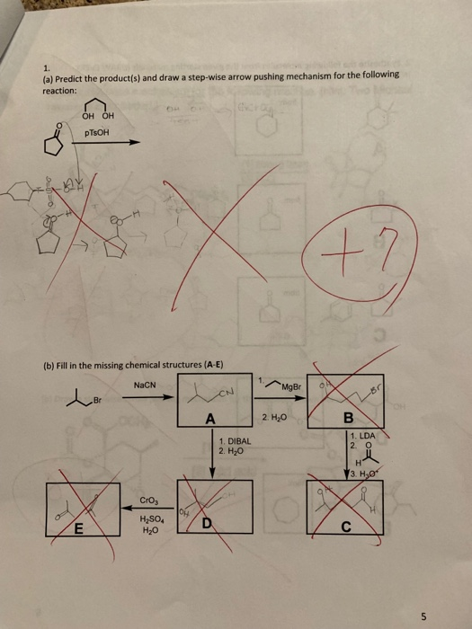 Solved: 1. (a) Predict The Product(s) And Draw A Step-wise ... on heat chemistry, organic chemistry, fe chemistry, electrostatic attraction in chemistry, power of chemistry, h2s chemistry, no2 chemistry, ac chemistry, gas chemistry, pb chemistry, cl chemistry, na chemistry, calorie chemistry, co2 chemistry, no chemistry, o2 chemistry, nacl chemistry, oh chemistry, hbr chemistry, h2 chemistry,