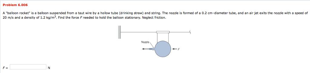 Solved: Problem 6.006 A