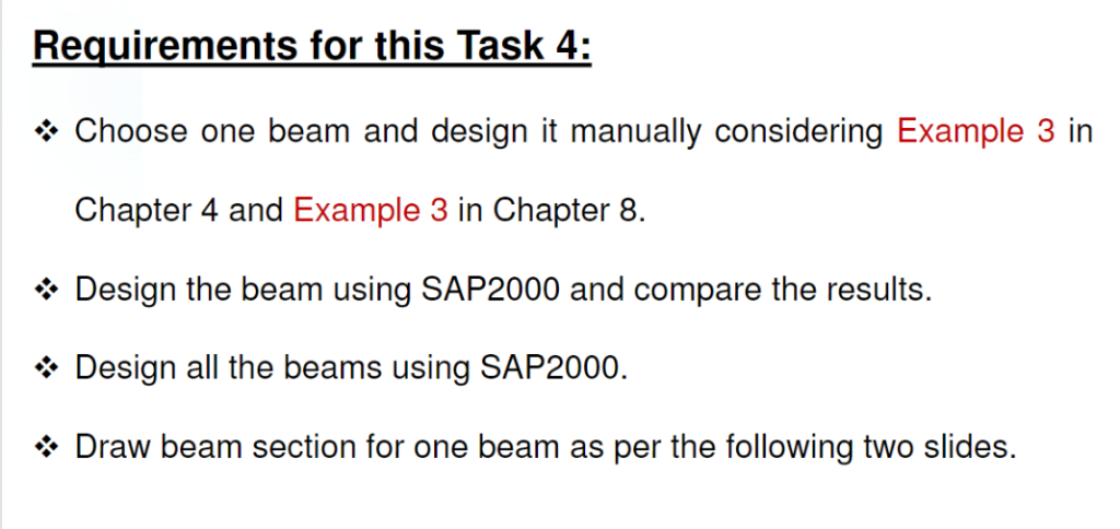 Requirements For This Task 4: Chooss One Barr Anes
