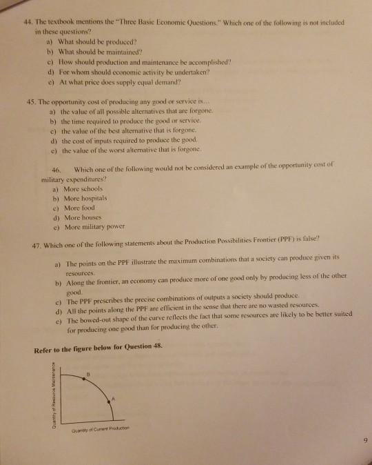 Solved: 44  The Textbook Mentions The