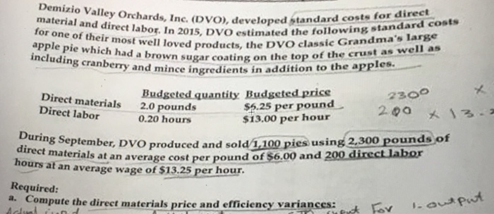 Material And Di For One Of Their Most W Demizio Valley Orchards Ine