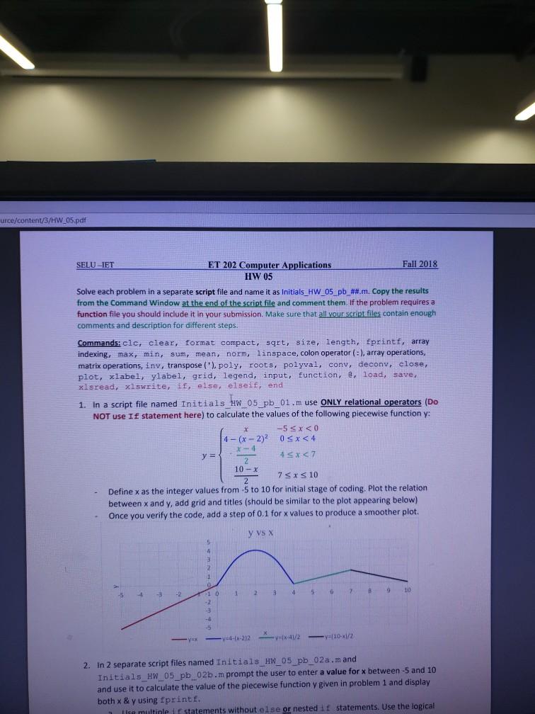 Solved Urce Content 3 Hw 05 Pdf Selu Iet Et 202 Computer