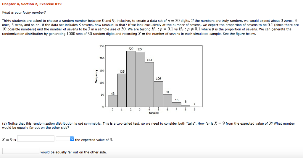 Solved: Chapter 4, Section 2, Exercise 079 What Is Your Lu