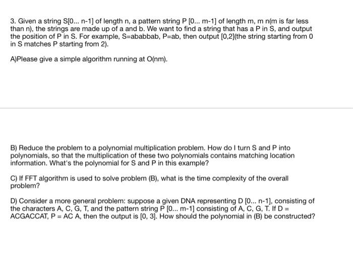 Fft Algorithm Example