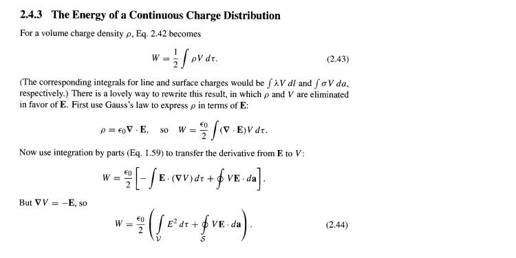 Here Is Equation 2 43 From The Textbook