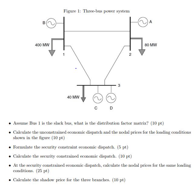 Problem 2 (70 Pints) Enerator Information Generato