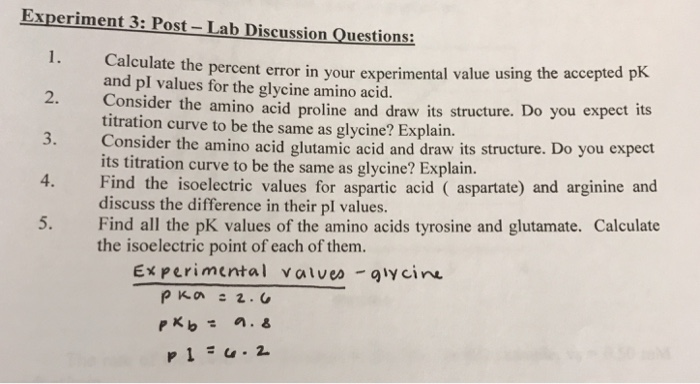 Solved Experiment 3 Post Lab Discussion Questions 1 Ca