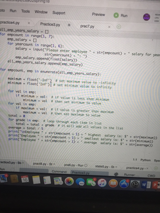 Solved: Can You Do It Using Python? The Picture In The Bel