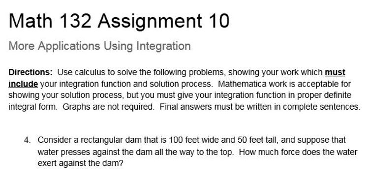 how to solve integration problems in calculus