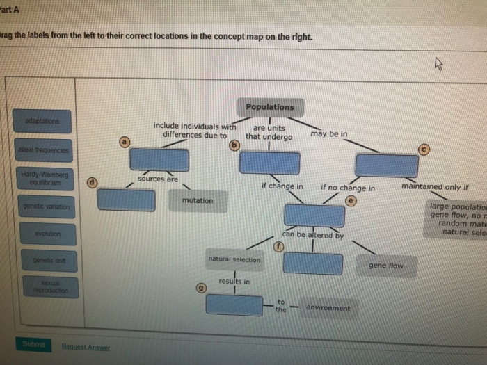 Solved: Can You Complete This Concept Map That Reviews Som