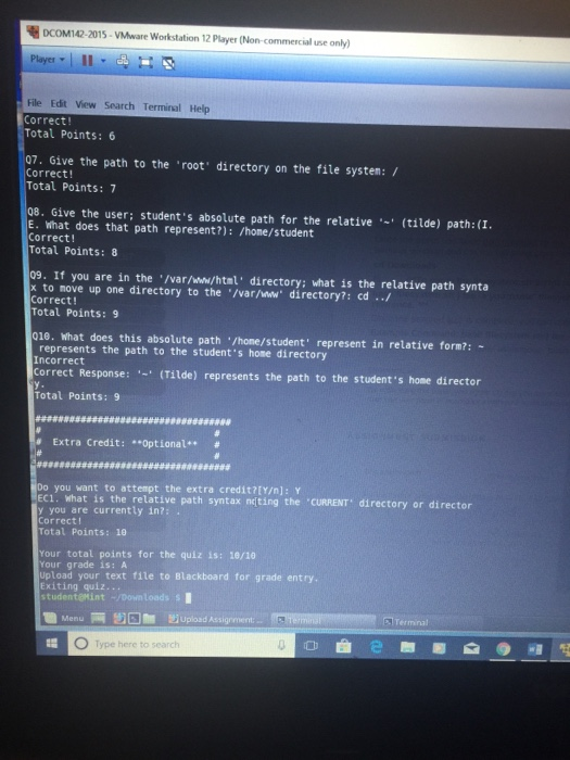 Solved: How Can Save A Text From Linux Mint Terminal , So