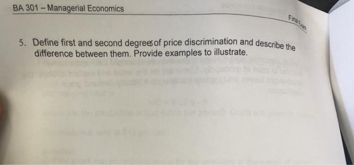 define managerial economics
