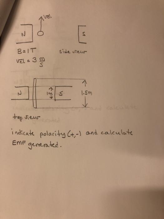 Solved: Rel  B-IT Side Uteur 1 5m Ieus Indicatk Polarity C