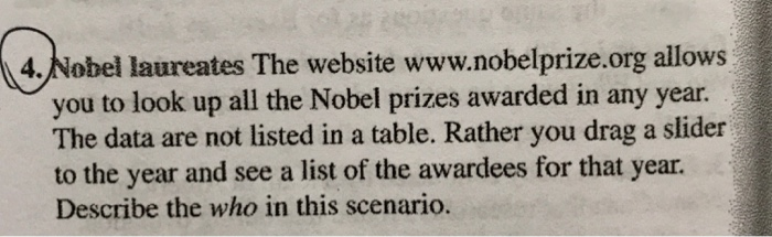 nobel laureates the website wwwnobelprizeorg allows you to look up