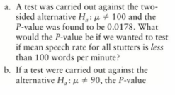 """Solved: 10 71 """"Adults Who Stutter: Responses To Cognitive"""
