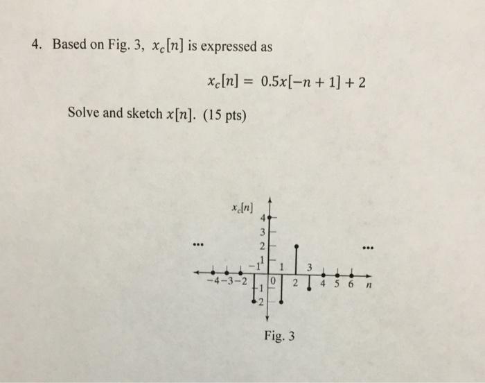 3 Xc N Is Expressed As X