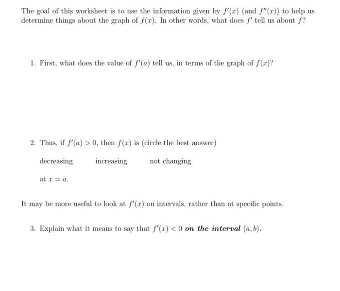 further  as well Number Line Worksheets likewise increasing decreasing worksheet   Determine the intervals where the besides Worksheet  The Second Derivative together with Functions Information Workshee Increasing And Decreasing Functions also Section 3 1 Increasing and Decreasing functions and Relative Maxima likewise Dr  Byrne Math 112 Fall 2010 furthermore X intercept s   y intercept  Domain  Axis of Symmetry  Zero s as well  additionally 3 4  day 1 ANSWERS jnt moreover Number Line Worksheets moreover Piecewise  Absolute Value and Step Functions   MathBitsNotebook A1 furthermore Precalculus Review Calculus Preview   Cool math       Increasing moreover Worksheet  Interpreting Growth furthermore Solved  The Goal Of This Worksheet Is To Use The Informati. on increasing and decreasing intervals worksheet