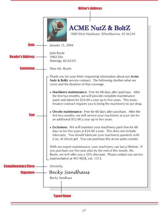Letter Of Job Inquiry from media.cheggcdn.com