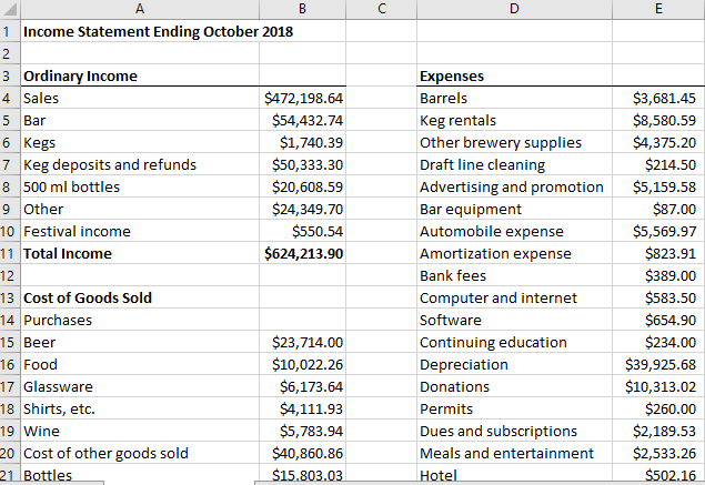 NPV Calculation: HELP With An Excel Spreadsheet To      Chegg com