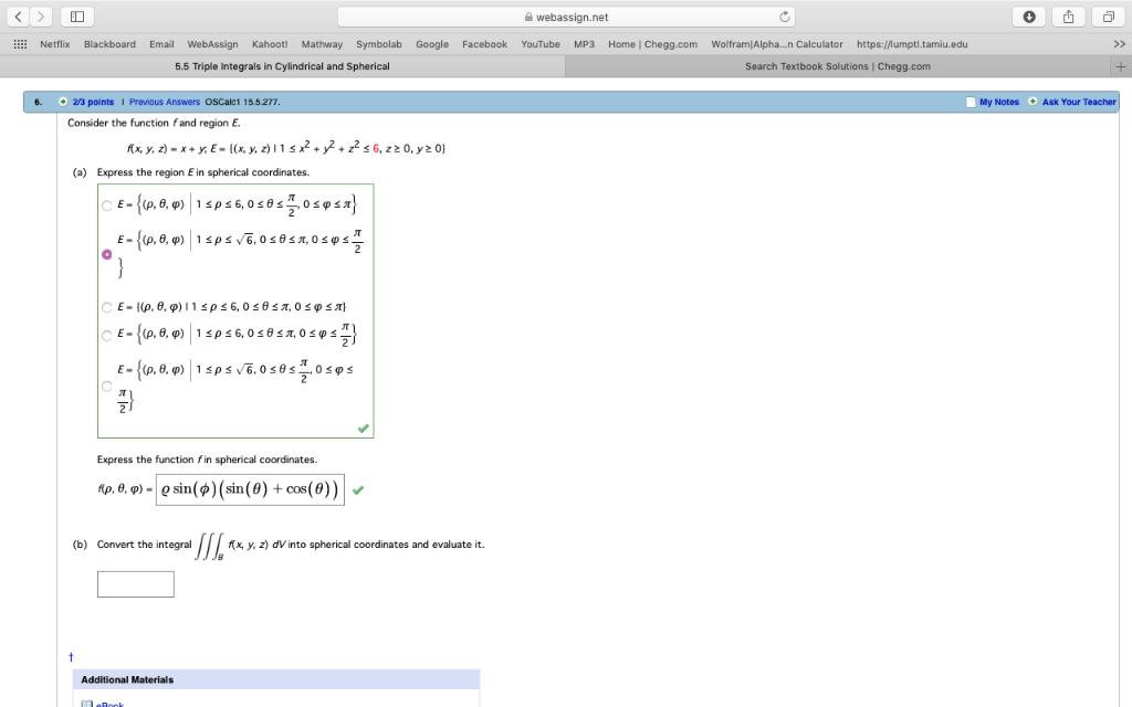 Solved: ED A Webign.net Netflix Blackboard Email Web ... on