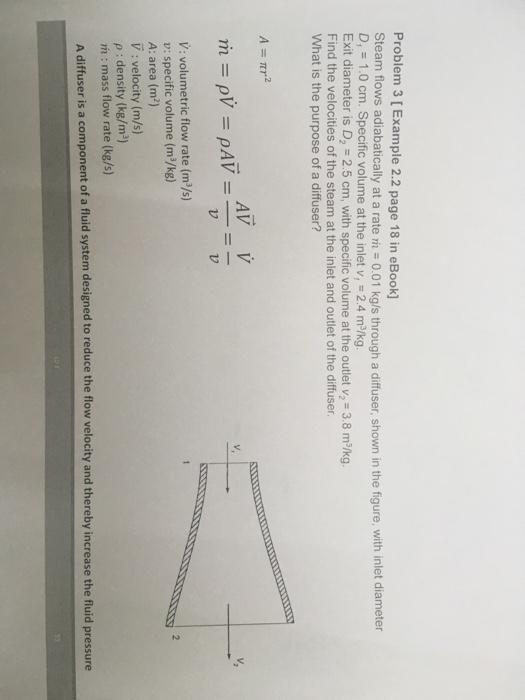 Mechanical engineering archive march 05 2017 chegg problem 3 example 22 page 18 in ebook steam flows adiabatically at a rate fandeluxe Gallery