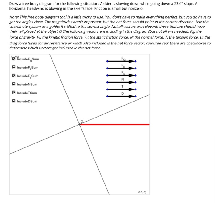 solved draw a free body diagram for the following situati rh chegg com
