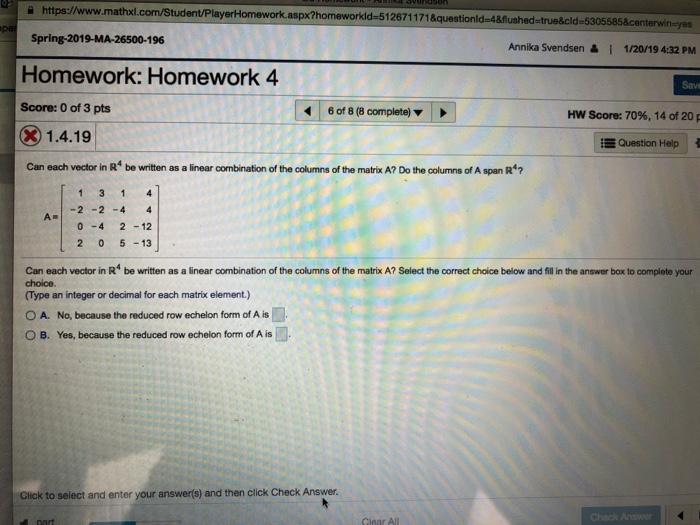 Solved Https Www Mathxl Com Student Playerhomework Aspx Chegg Com