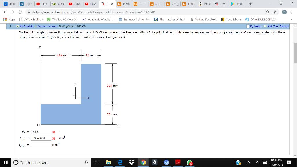 Solved: С і Https://www webassign net/web/Student/Assignme